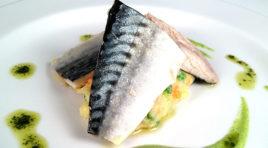 """Olio di oliva e pesce azzurro, gli ingredienti essenziali del cooking show della rassegna """"Saperi & Sapori d'Autunno"""" di Campobello"""