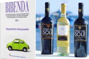 Terre del Sole Zerilli di Petrosino inserita nella prestigiosa rivista Bibenda