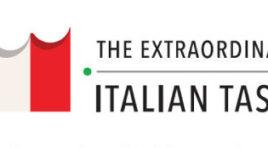 The Extraordinary Italian Taste, il logo del Made in Italy