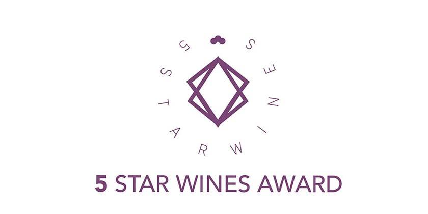 Vinitaly presenta la prima edizione di 5Star Wines the Book 2017
