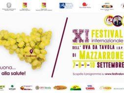 Al via l 39 xi edizione del festival internazionale dell 39 uva da tavola igp di mazzarrone - Uva da tavola di mazzarrone ...