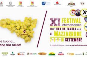 XI Festival dell'Uva da Tavola IGP di Mazzarrone