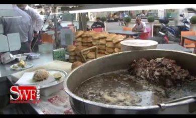 Nino u' Ballerino maestro dello street food