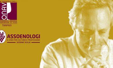 I profumi varietali del vino il 25 maggio a Marsala un seminario degustazione con Luigi Moio