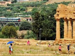 treni storici valle dei templi agrigento