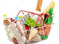 cesta cestino spesa alimenti alimentare cibo food