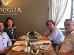 L'Aurea L&G Trading ltd lancia il vino di Tenute del Borgo in Albania