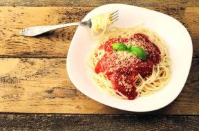 spaghetti piatto pomiodoro food