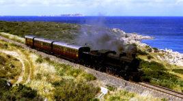 In Treno Storico da Catania per vedere il tradizionale presepe vivente di Cammarata