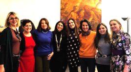 Roberta Urso delegata delle Donne del Vino