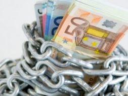 denaro euro catenna
