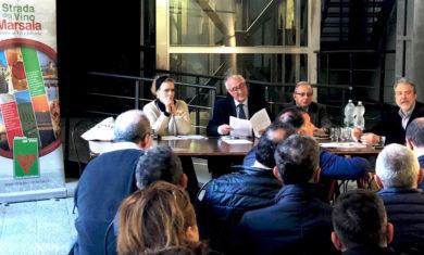 Consorzio vino Marsala, a grandi passi verso la ricostituzione