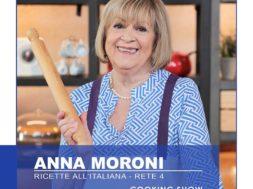 Anna Moroni coocking show sciacca- Azzurro Food
