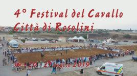 Quarto Festival del Cavallo città di Rosolini