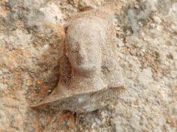 """Nuovi ritorvamenti archeologici al tempio """"D"""" nella Valle Dei Templi"""